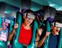 Galactic Attack Virtual Reality Coaster at Six Flags New England