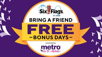 Special Offers   Six Flags St Louis