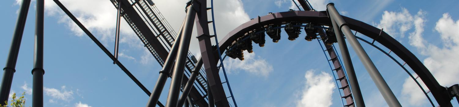 BATMAN THE DARK KNIGHT™ at Six Flags New England