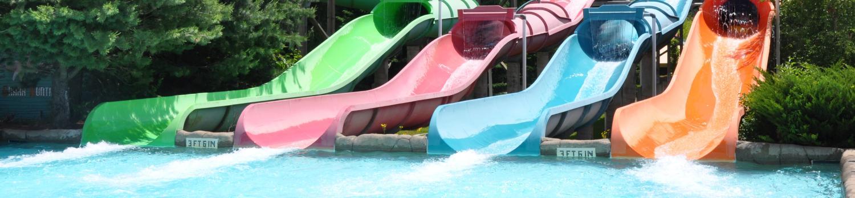 Shark Attack water slides