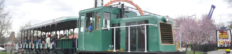Capital Railways classic locomotive