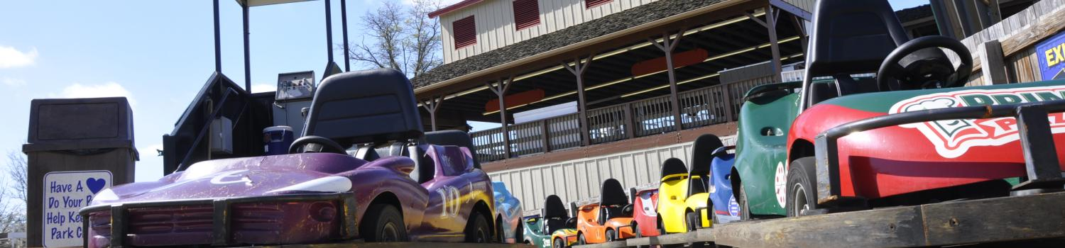 Racers are ready to enjoy Big Easy Go Karts