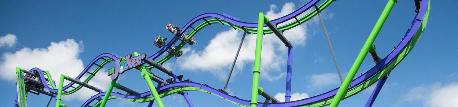 THE JOKER Free Fly Coaster