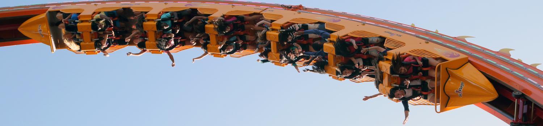 El Diablo at Six Flags Over Texas