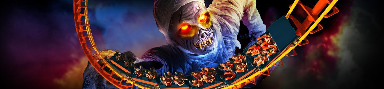 Fright Fest Mummy Banner