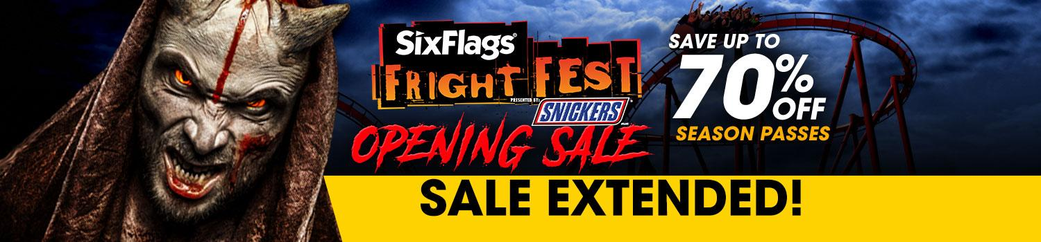 Fright Sale Extended