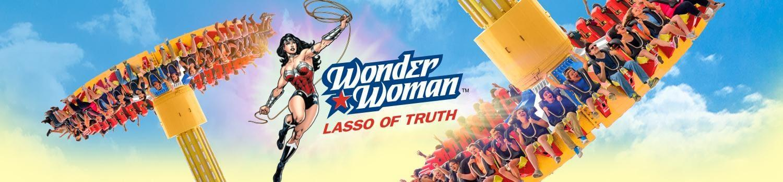 WONDER WOMAN Lasso of Truth artwork