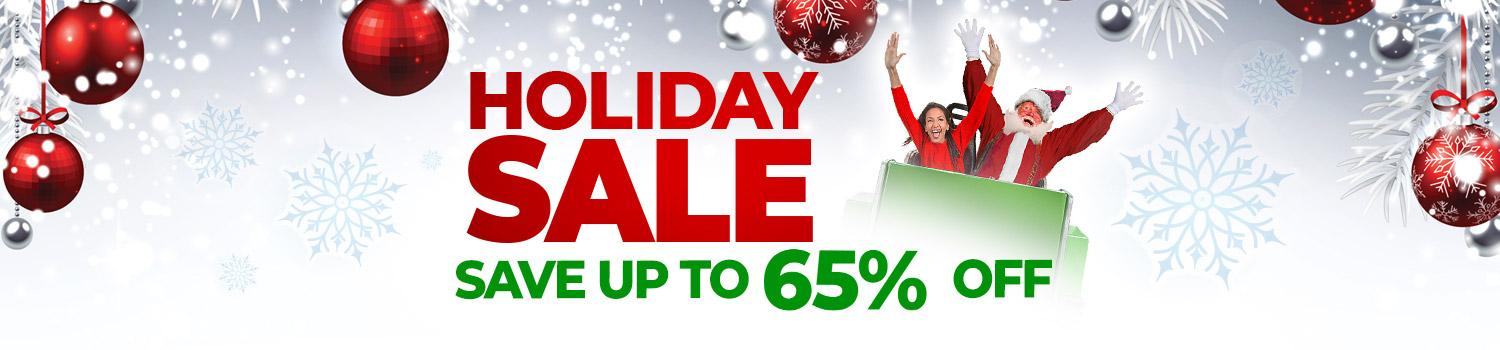 Six Flags Holiday Sale