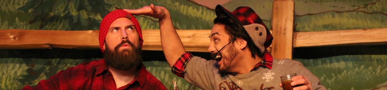 Lumberjack performers