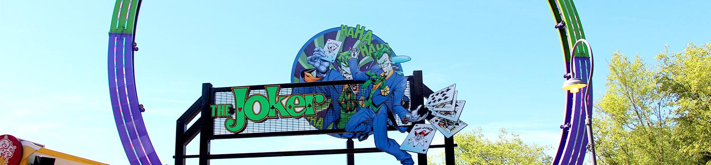 Joker Chaos Coaster