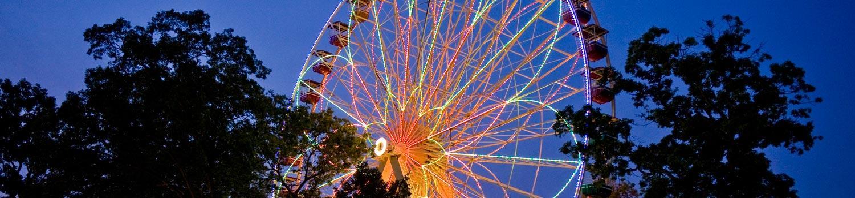 Big Wheel ferris wheel ride