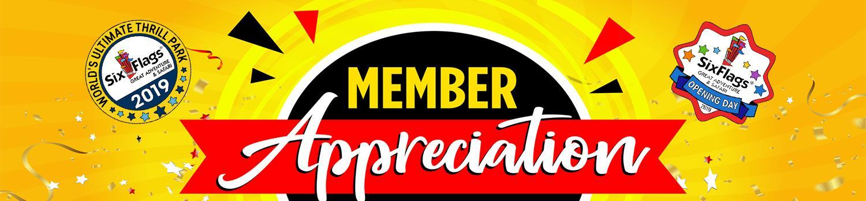 Membership Appreciation Pins