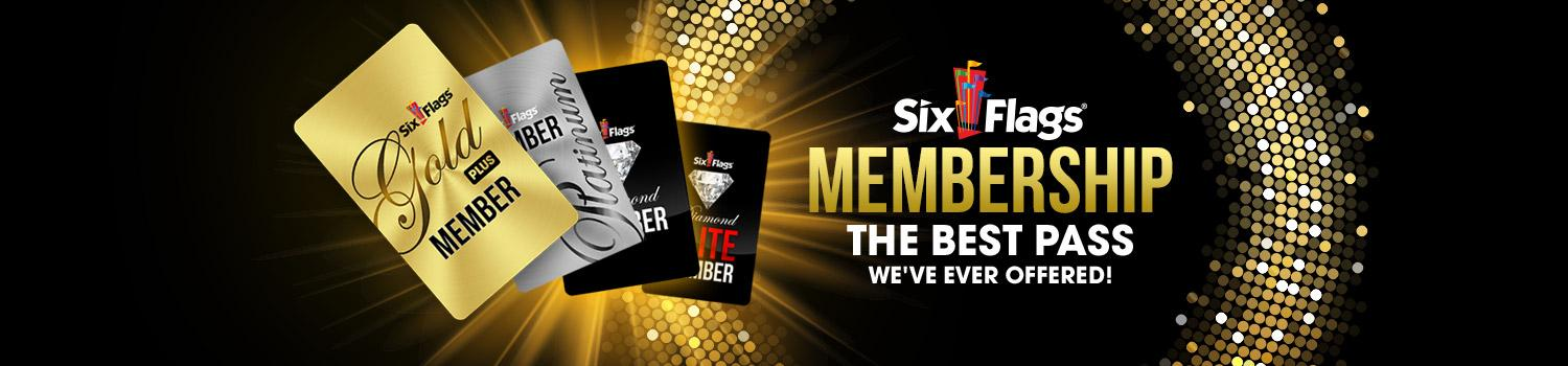 Six Flags membership