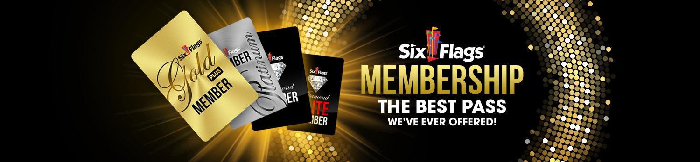 Six Flags Memberships