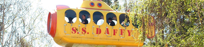 Daffy's Deep Sea Diver