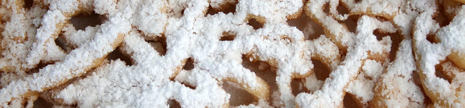 Ice Cream and Sweets - Funnel Cake