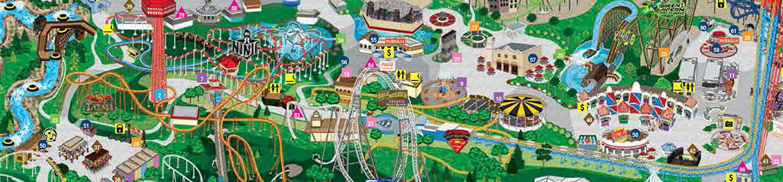 Six Flags Magic Mountain Food Pass Hours