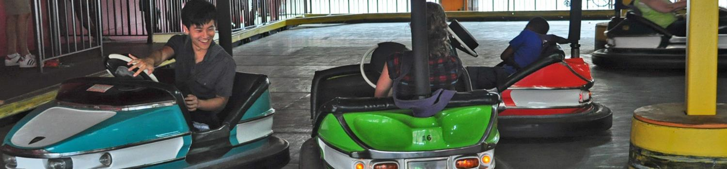 Marshal's Stampede Indoor Bumper Cars