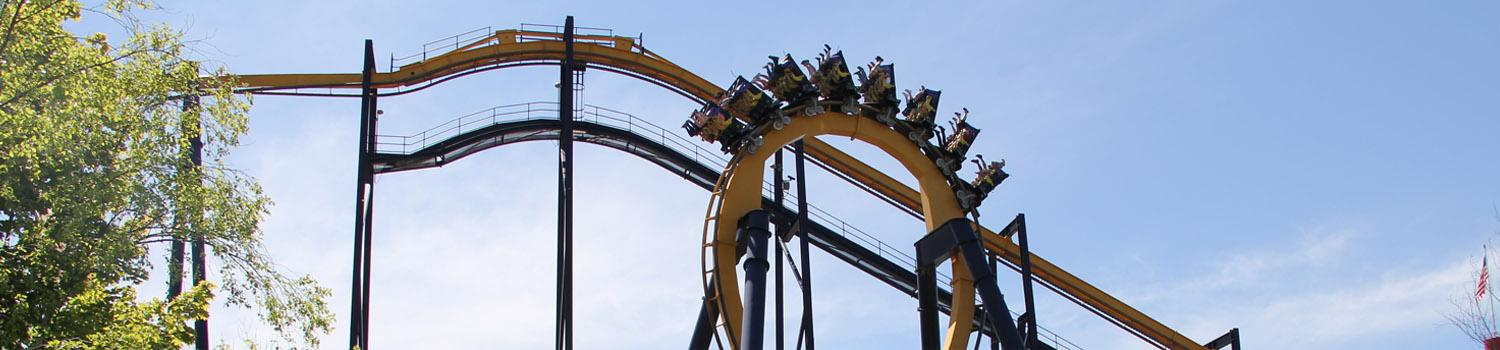 guests riding batman