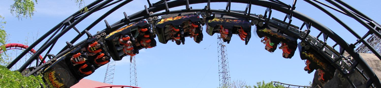 Guests riding demon
