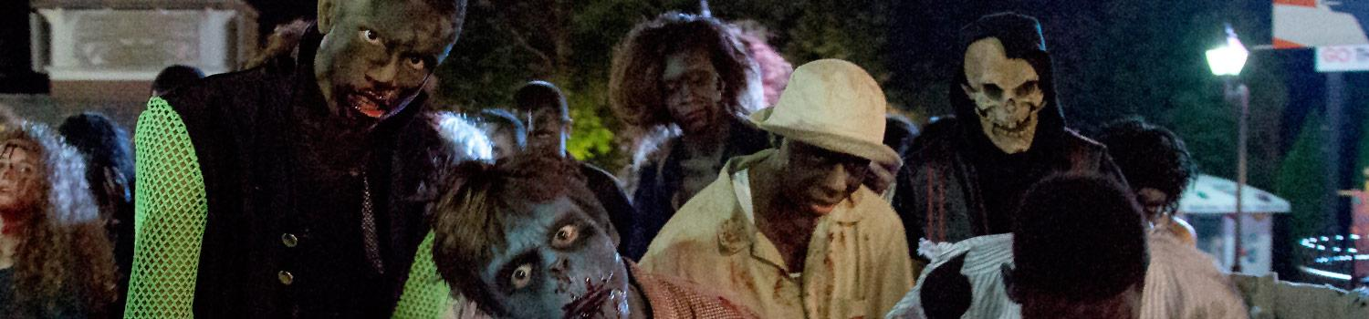 Fright Fest zombies