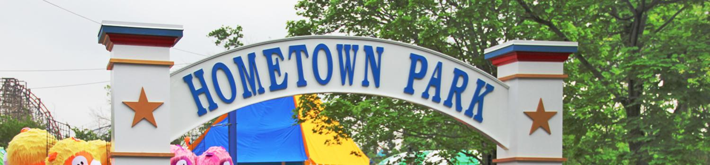 Hometown Park facade