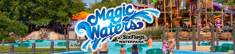 Magic Waters Banner