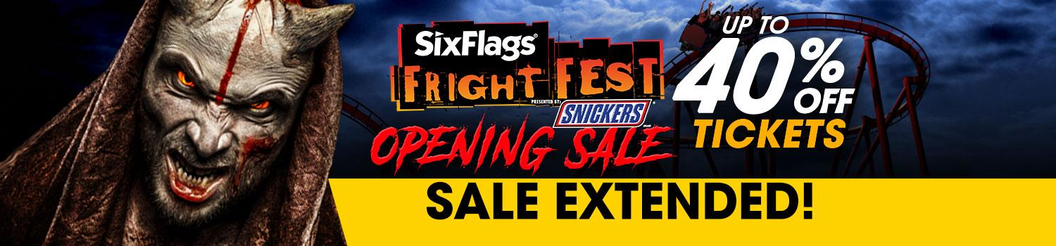 Save with Six Flags Fiesta Texas coupons buy one get one free. Get Six Flags tickets buy one get one free at robyeread.ml now! Save with Six Flags Fiesta Texas coupons buy one get one free. Get Six Flags tickets buy one get one free at robyeread.ml now! Related Six Flags Coupons.