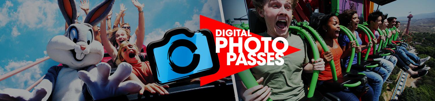 Remember your visit with a digital picture pass