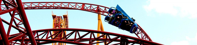 Dare Devil Dive coaster