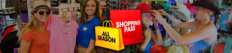 Season Shopping Pass