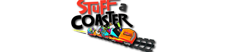 Stuff a Coaster event logo