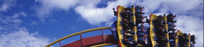 SUPERMAN Flying Coaster