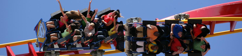 Photo of Superman Ultimate Flight Coaster
