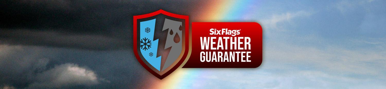 Six Flags Weather Guarantee