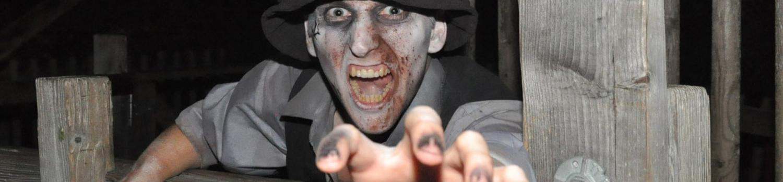 Fright Fest zombie