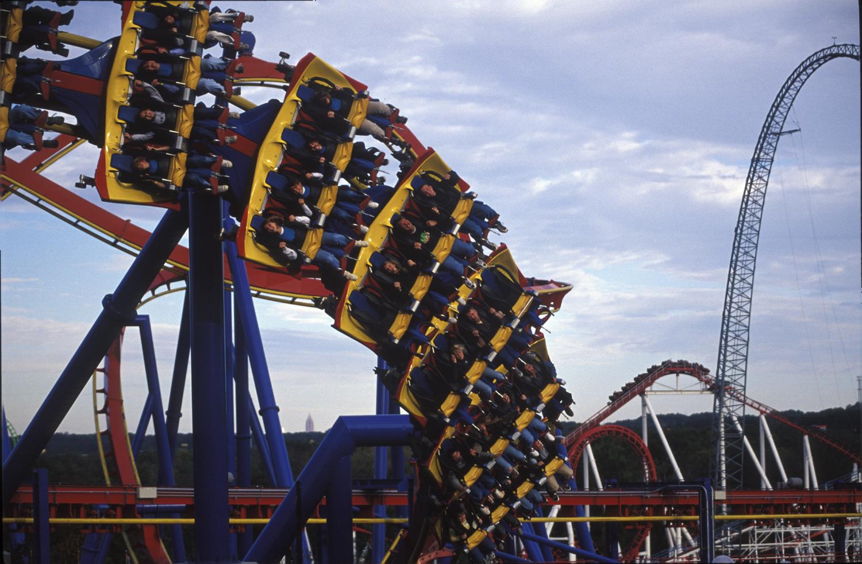 Superman: Ultimate Flight | Six Flags Great Adventure