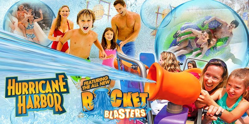Image result for great escape and hurricane harbor