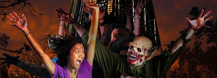 People at Hallowfest