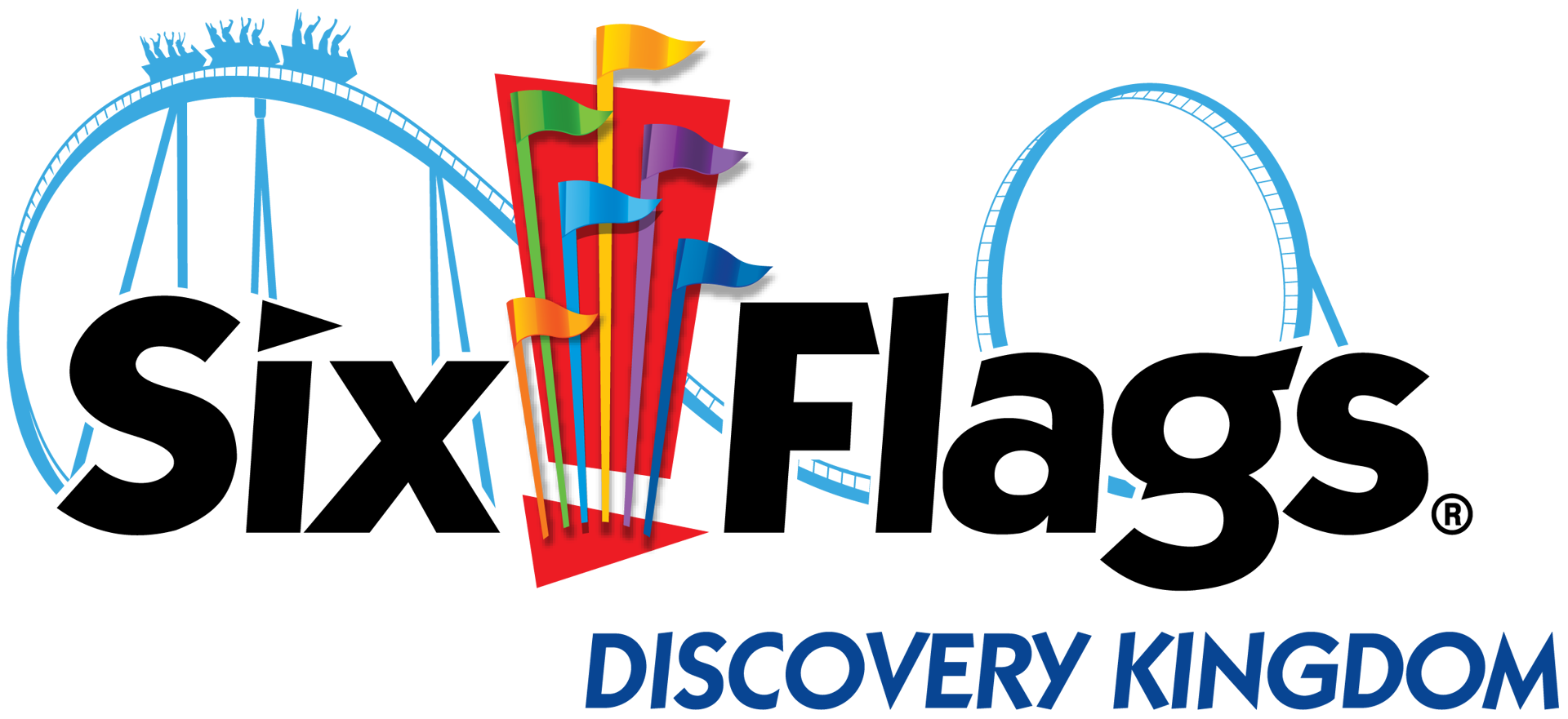 Six Flags Discovery Kingdom Six Flags