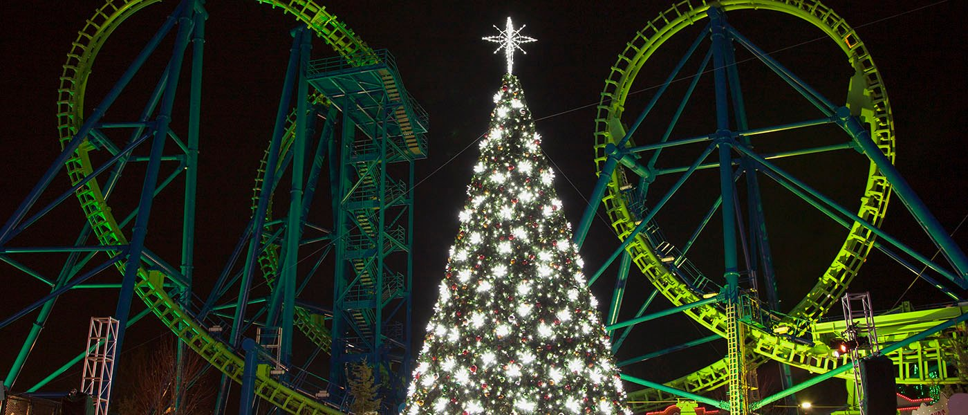 Holiday in the Park Lights