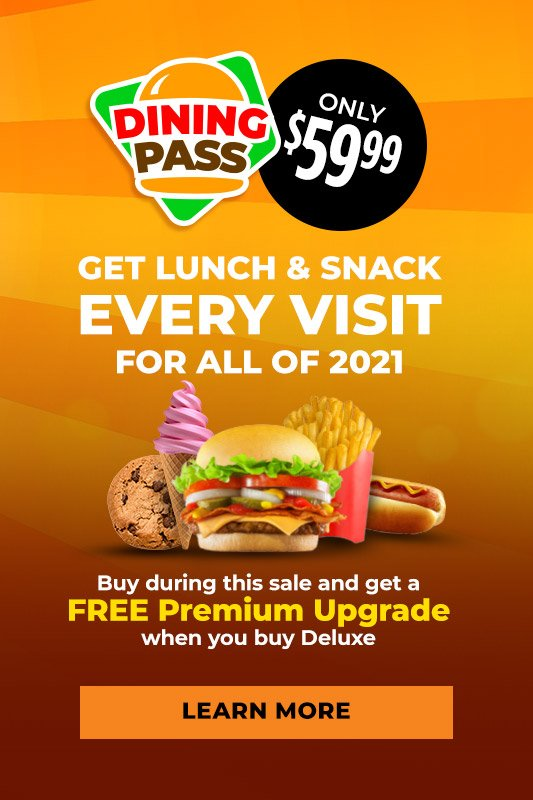Thanksgiving blowout sale basic dining pass just 59.99