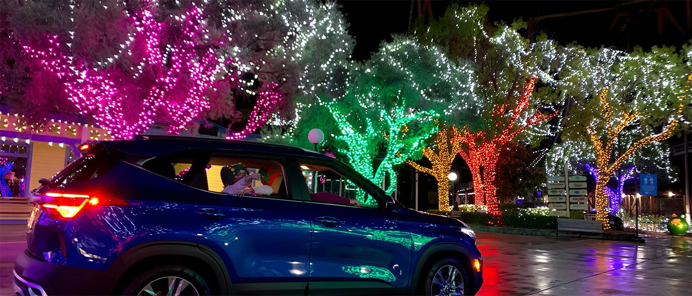 holiday in the park drive thru