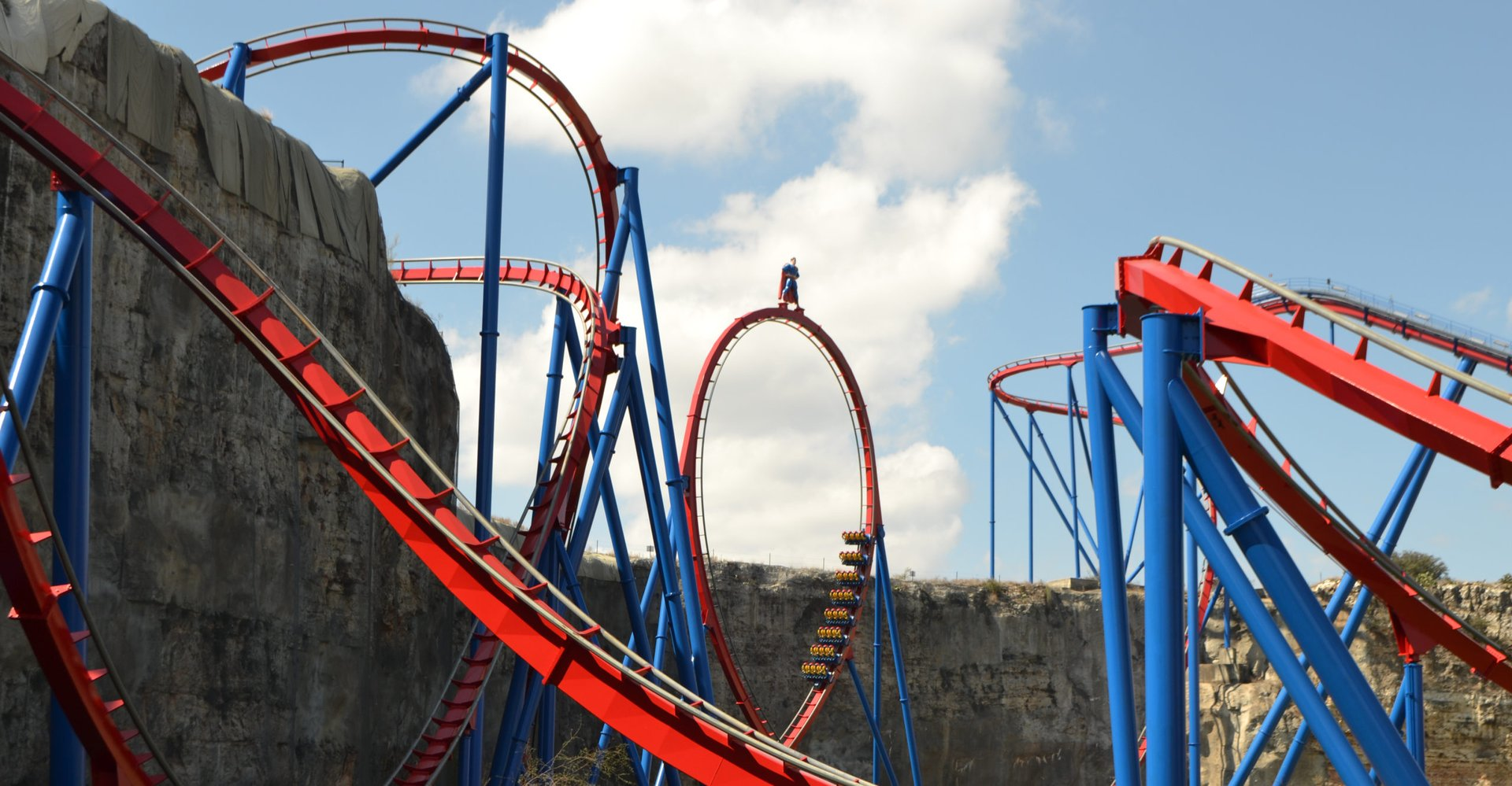 Things To Do Six Flags America